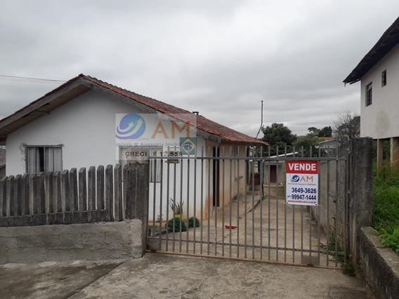 Casa A Venda No Bairro Vila Dona Fina Em Campo Largo - Pr. - 471-1