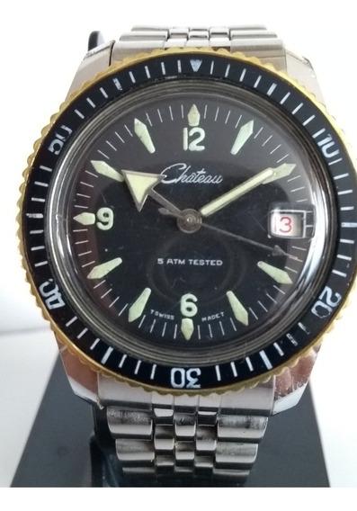 Reloj Caballero Diver Vintage