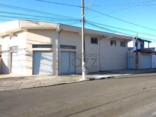 Para Você Investidor !!! Barracão À Venda, 200 M² Por R$ 550.000 - Jardim Terras De Santo Antônio - Hortolândia/sp - Ba0039