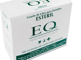 Guante Eq Medical