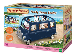Sylvanian Families 5274 Camioneta Familiar 7 Asientos Intek