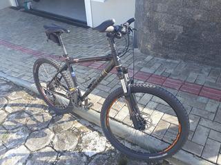 Bicicleta Btwin Rockrider 540 Garantia Vitalícia Quadro