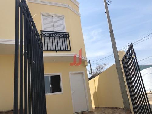 Imagem 1 de 18 de Casa À Venda, 2 Quartos, 1 Vaga, Cajuru Do Sul - Sorocaba/sp - 6506