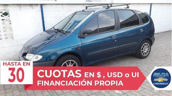 Renault Scénic Full 2001 Azul 5 Puertas