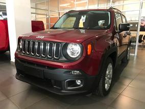 Jeep Renegade Sport 2018 Manual Llantas 17 Ie