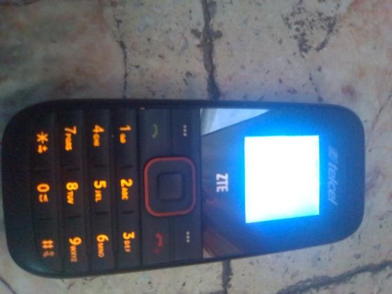 Telefono Basico Zte 3521 Telcel