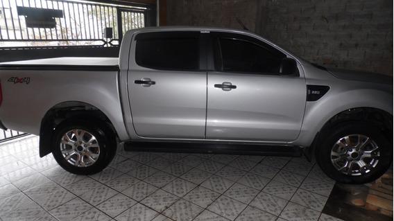 Ranger 2015 4x4 Xl 2.2 Diesel Prata