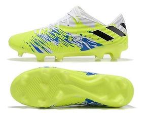 Chuteira adidas Nemeziz Messi 19.2 Fg Campo Nova Importada
