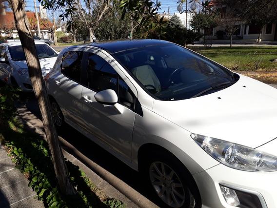 Peugeot 308 Allure Nav 2012