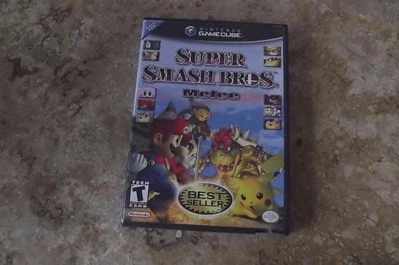 Super Smash Bros. Melee Original Gamecube