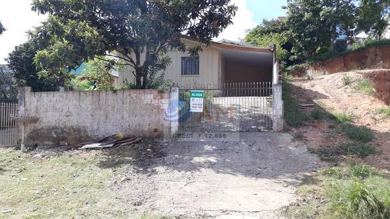 Casa Para Alugar No Bairro Vila Gilcy Em Campo Largo - Pr. - 411-2