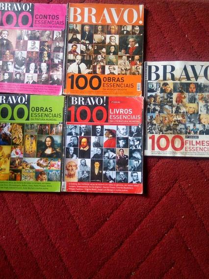 Revista Bravo 100 Essencial