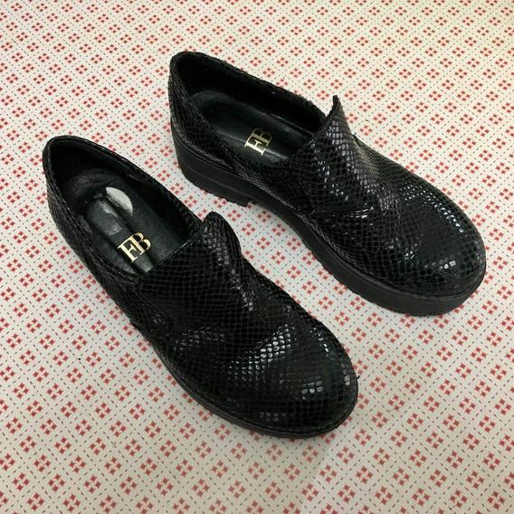 Zapatos Febo Con Plataforma