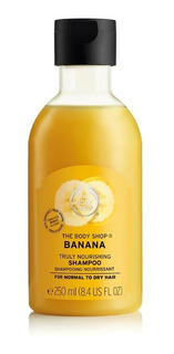 Shampoo The Body Shop Banana