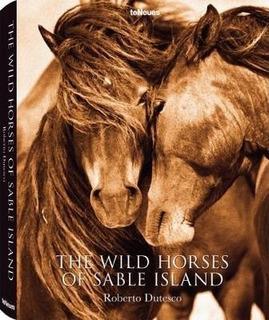 The Wild Horses Of Sable Island - Roberto Dutesco (hardba...