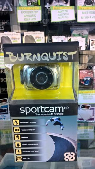 Câmera Filmadora Sportcam Multilaser