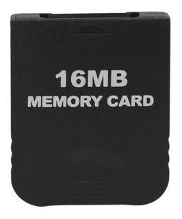 Envío Gratis Memory Card 16mb Para Game Cube O Nintendo Wii