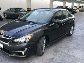Subaru Impreza 2.0 I Ltd Sedan Ta 2015 Negro