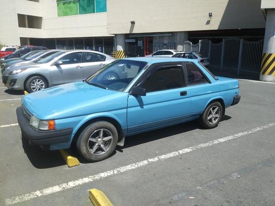 Toyota Tercel Coupé 1988 Japonés