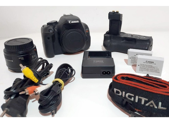 Máquina Fotográfica | Câmera Canon | T3i