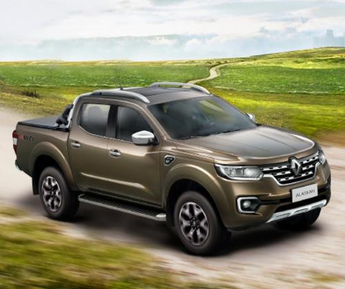Renault Alaskan Intens 4x2 Mt 2021 0 Kmprecio Especial