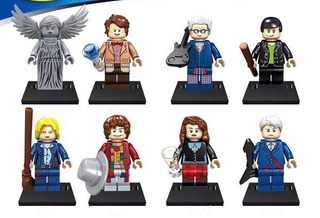 Doctor Who Set 8
