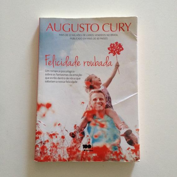 Livro Felicidade Roubada - Augusto Cury C2
