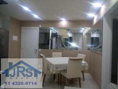 Apartamento Com 2 Dormitórios À Venda, 51 M² Por R$ 295.000 - Vila São João - Barueri/sp - Ap2093