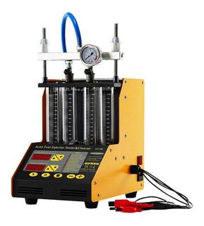 Maquina Limpieza Inyectores C/ultrasonido 4 Autool Prueba