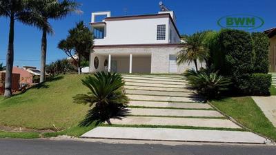 Casa À Venda - Condomínio Portal Do Sabiá - Araçoiaba Da Serra/sp - Ca7463