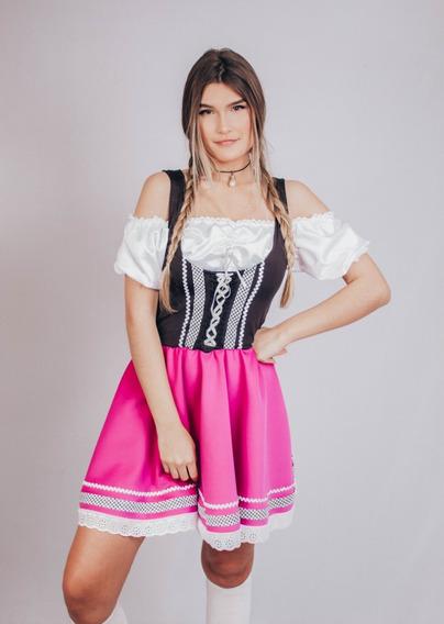 Vestido Frida Roupa Alemã Vestido Oktoberfest Em Do Pp Ao Gg