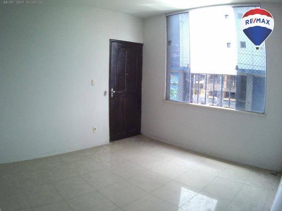 Apartamento Com 3 Dormitórios, 74 M² - São Brás - Belém/pa - Ap0567