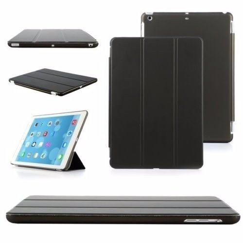 Capa Case (inteligente) Magnética Smart Cover iPad 2 (preto