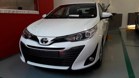Toyota Yaris 1.5 Xls Pack Cvt 5 Puertas 2020 0 Km