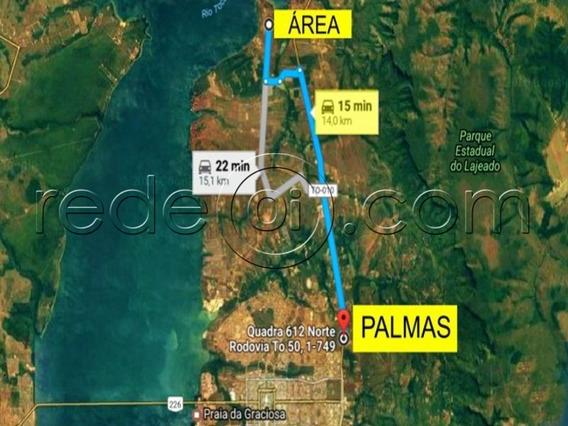 Oportunidade Área Com 271.000 M/2 Em Palmas - Loteadores, Construtoras E Empreendedor - Faz54 - 4717339