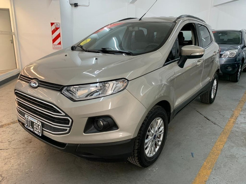 Ford Ecosport Se Impecable, Super Cuidada, Muy Nueva, Al Día