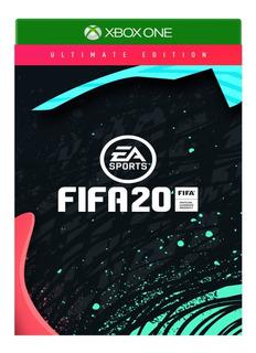 Fifa 20 Ultimate + 1 Game Xbox One Modo Offline