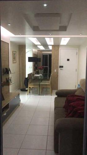 Imagem 1 de 15 de Apartamento-à Venda-barra Da Tijuca-rio De Janeiro - Svap20247