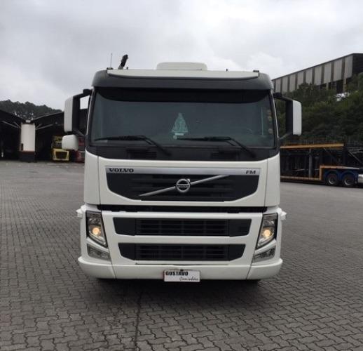 Volvo/fm-370 12/12 Branco I-shift Cegonha Top!!!
