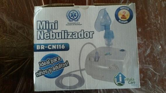 Mini Nebulizador Inhala Care De 6ml
