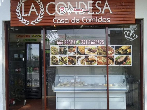 Fondo De Comercio - Rotisería / Pizzería - Rosario