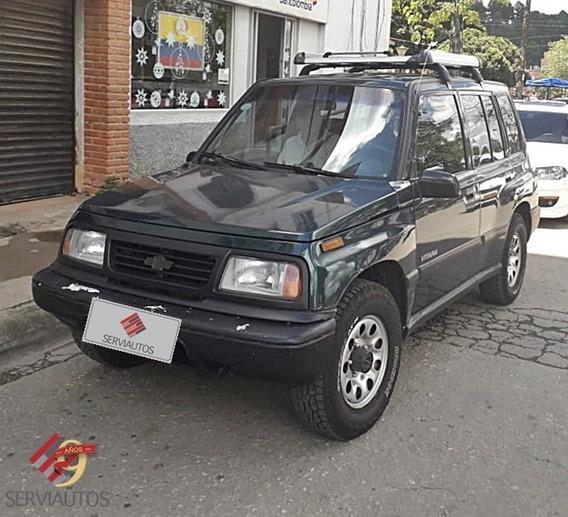 Chevrolet Vitara Jx 4x4 Mt 1.6 1996 Zim934