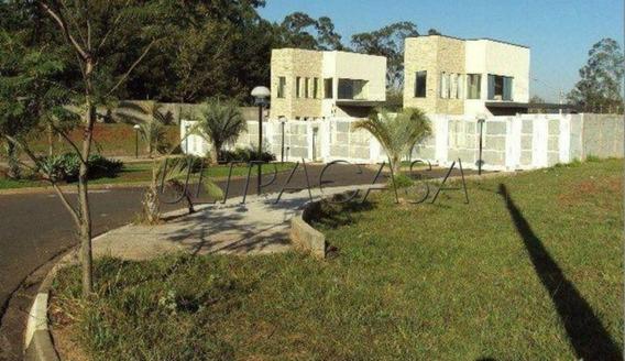 Terreno À Venda Em Condomínio Residencial Dos Jequitibás - Te000360