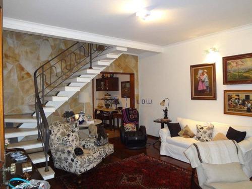 Casa Com 3 Dormitórios E 2 Vagas De Garagem - Paraíso - Ca1367