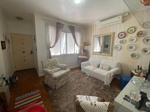 Apartamento Em Rio Branco, Porto Alegre/rs De 55m² 1 Quartos À Venda Por R$ 349.000,00 - Ap783368