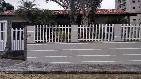Casa Com 4 Dormitórios À Venda, 242 M² Por R$ 790.000,00 - Asilo - Blumenau/sc - Ca0058