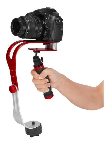 Steadicam Steadycam Estabilizador Camera Filmadora Youtuber