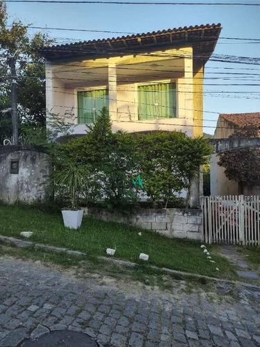 Imagem 1 de 16 de Casa Com 5 Dormitórios Para Alugar, 200 M² Por R$ 3.500,00/mês - Campo Grande - Rio De Janeiro/rj - Ca0669