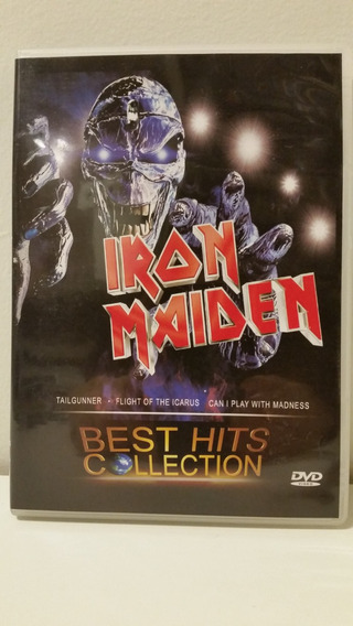 Dvd Iron Maiden - Best Hits Collection