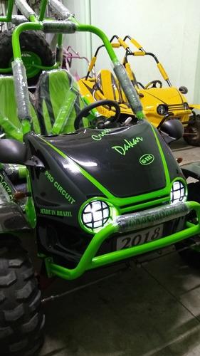 Míni Buggy Cross Dakar Martelos Buggys, Também Peças Manuten